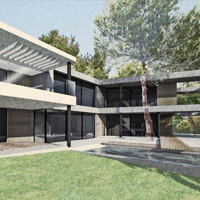 Villa 84 – AVIGNON – FR