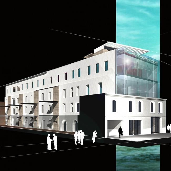 Immeuble de Bureaux – MARSEILLE – FR