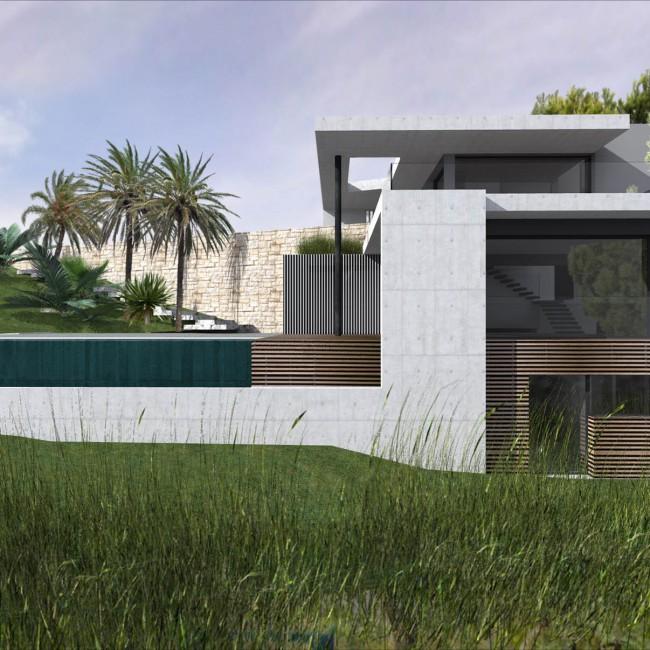 Villa LAU – MARSEILLE – FR
