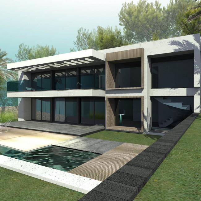 Villa V – MARSEILLE – FR