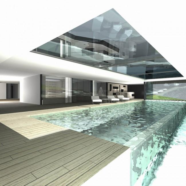 Villa COLOGNY – GENEVE – CH