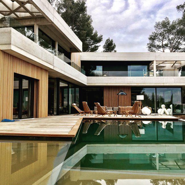 Villa LS – Villeneuve Lez Avignon – FR